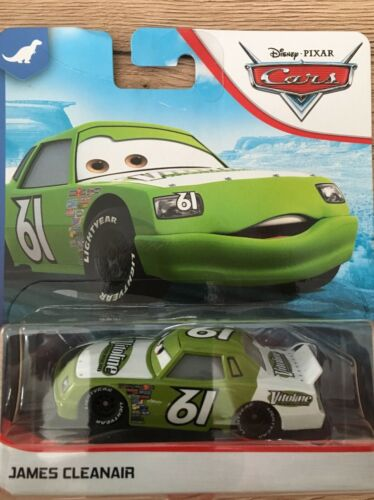 VOITURE DISNEY PIXAR CARS james cleanair