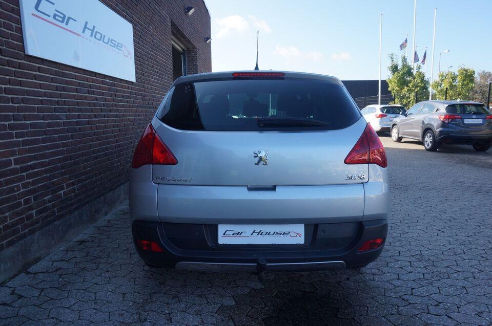 Peugeot 3008 1,6 HDi 114 Style Diesel modelår 2013 km 116000