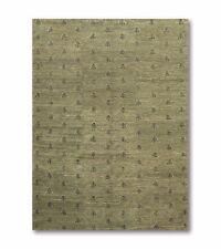 6' x 9' Super fine Tibetan Hand Knotted Wool Area Rug 6x9 Gabbeh design