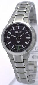 Regent TITAN Damen Funkuhr FR-190 Neu!