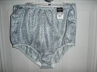 Vanity Fair Leopard 15712 Perfectly Yours Briefs Panties9 2xl