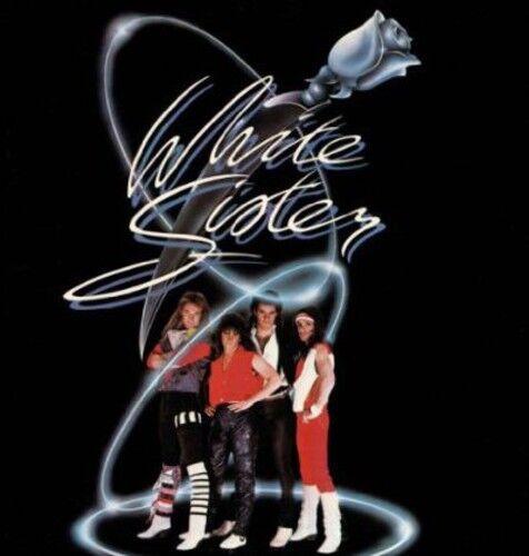 White Sister - White Sister [New CD] Rmst