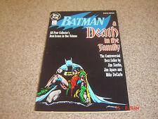 Batman: A Death in the Family #[nn] (1988, DC)