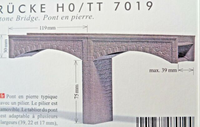 Busch 7019 Pierre Pont h0//tt//n