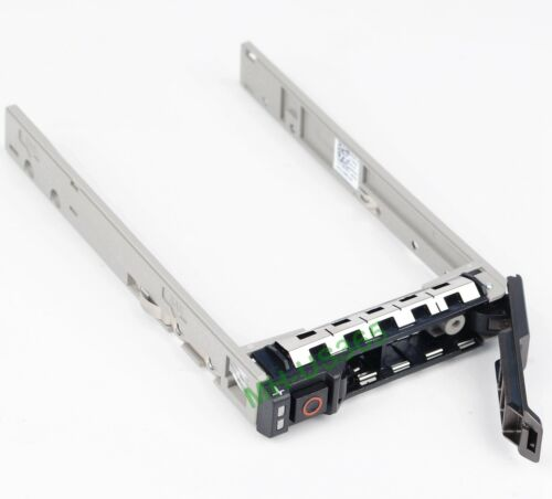 """Dell 2.5/"""" Hard Drive Tray Caddy 8FKXC//G176J for T420 R430 T430 R820 T620 R630 US"""