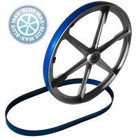 2 Blue Max Urethane Band Saw Tires For 9 Inch Mastercraft Model 5567268 Bandsaw