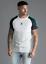 GYM-KING-Mens-High-Build-Logo-Retro-Stripe-Designer-Casual-T-Shirt-Tee-Top-New thumbnail 20
