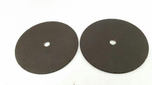 "Norton Masonry Cut-Off Blade 7/"" x1//8/"" x 5//8/"" 89088 Cement Foundation Lot of 2"