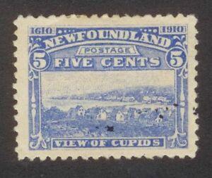 NEWFOUNDLAND-91a-MINT-12-X-12