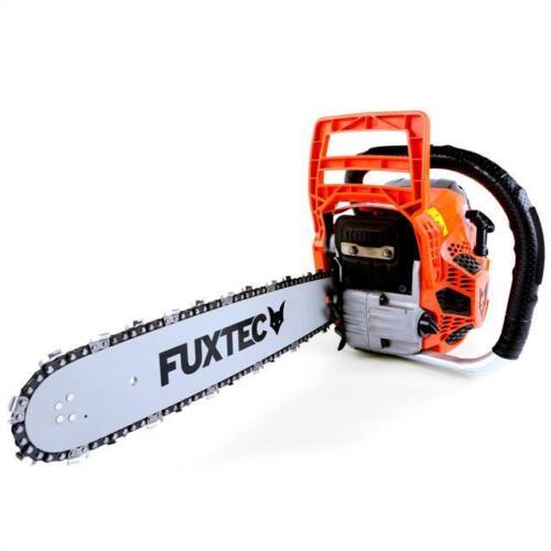 Kettensäge von FUXTEC 45,8 cc Benzin Motorkettensäge Modell Motorsäge Motor Säge