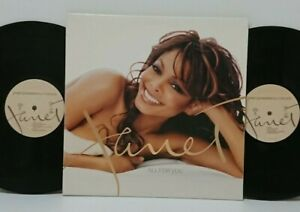 Janet-Jackson-All-For-You-2LP-2001-US-ORIG-Virgin-MICHAEL-SOUL-R-amp-B-AALIYAH