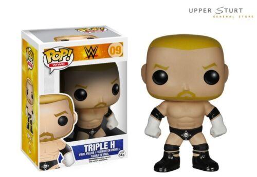 POP WWE Triple H 09 Funko Pop Vinyl Expert Packaging