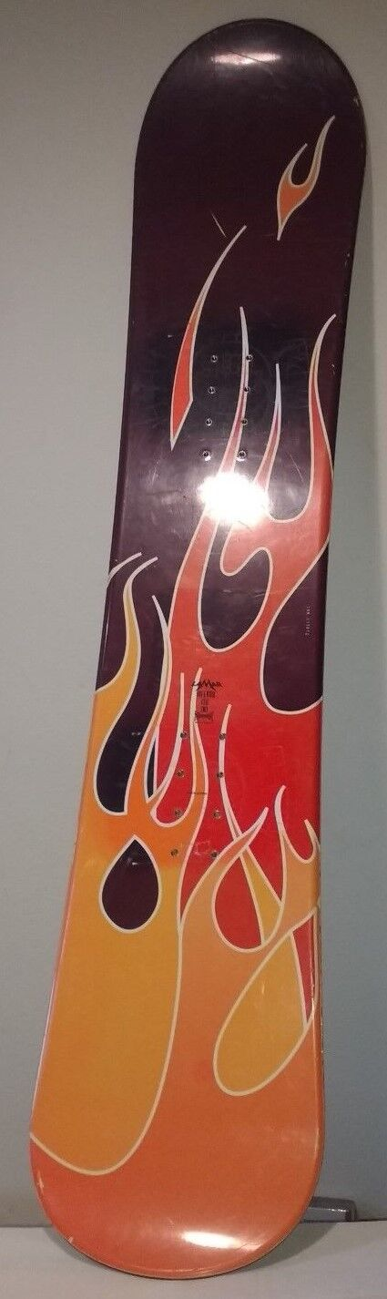 Lamar Inferno 138 Snowboard Snowboard Only