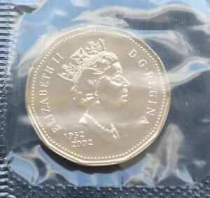 CANADA-LOONIE-2002-PROOF-LIKE-SEALED-COIN