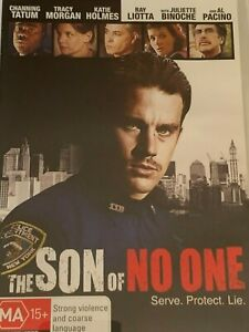 The-Son-of-No-One-Channing-Tatum-Al-Pacino-Katie-Holmes-Ray-Liotta-DVD