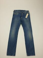 Diesel Kids' Boys' IAKOP J Regular Slim Tapered 00KXAI4 Jeans Size 10 years Blue