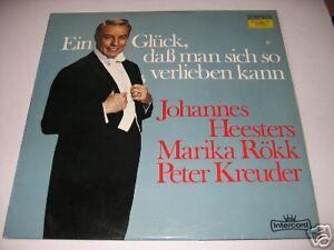 2-LP-Heesters-Ein-Glueck-dass-man-sich-Intercord-722-0