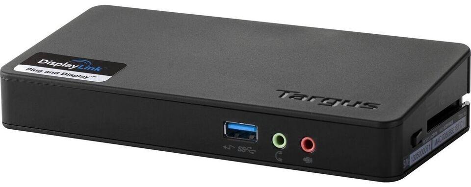 Dockingstation, Targus, ACP076EUZ USB 3.0