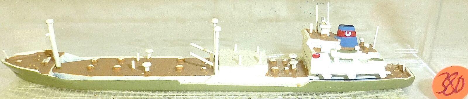 Gastanker Gammagas Hansa S301 Modèle de Bateau 1 1250 SHP380 Å