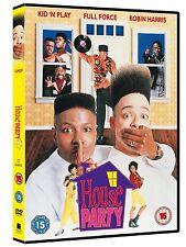 HOUSE PARTY Region 2 UK DVD Christopher Reid, Robin Harris, Martin Lawrence