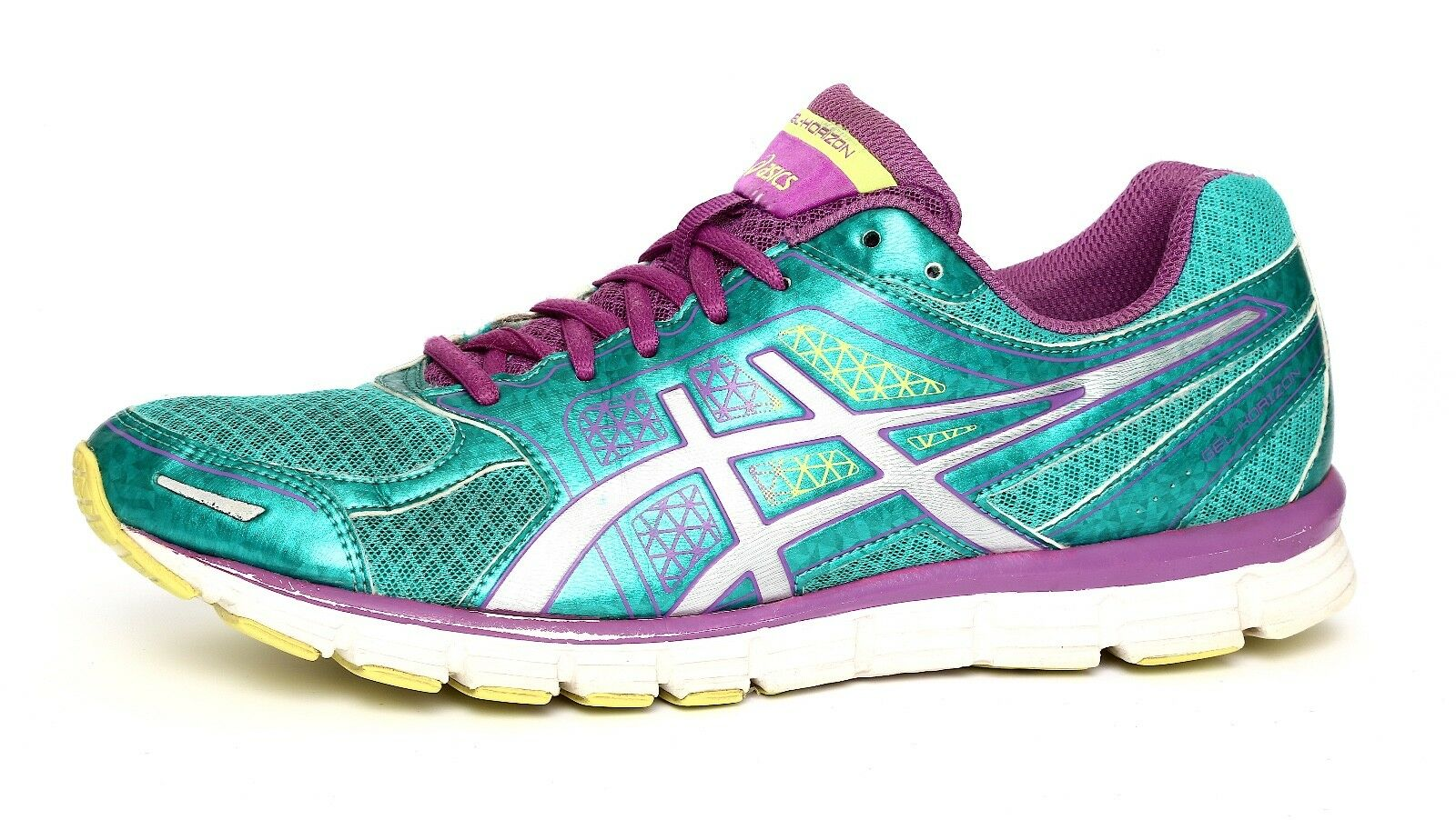 Asics Gel-Horizon Lace Up Women's Turquoise Sneaker Sz 10 9013 Brand discount