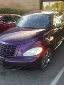 PT Cruiser, Turbo Limited Edition