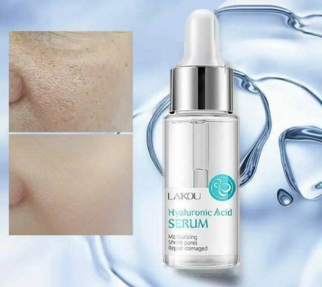 Pure 100% Strong Hyaluronic Acid Serum Anti-Wrinkle Anti Aging Face Cream 15ml