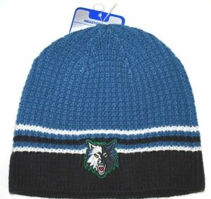 Image is loading Minnesota-TImberwolves-NBA-Basketball-Team-Logo-Beanie- Winter- ff7c82282be