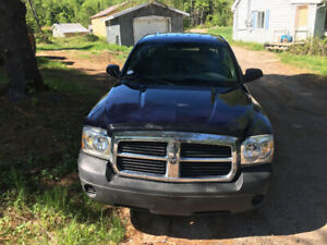 dodge dakota 2006 4x4 4,7