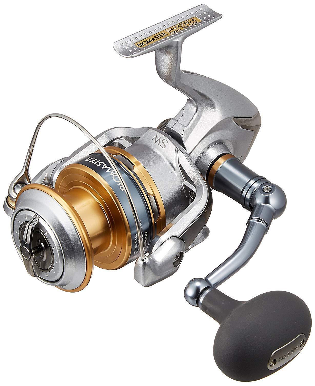 Shimano 16 Biomaster solo Weave 6000HG Spinning Cocheretes Pesca Nuevo Japón