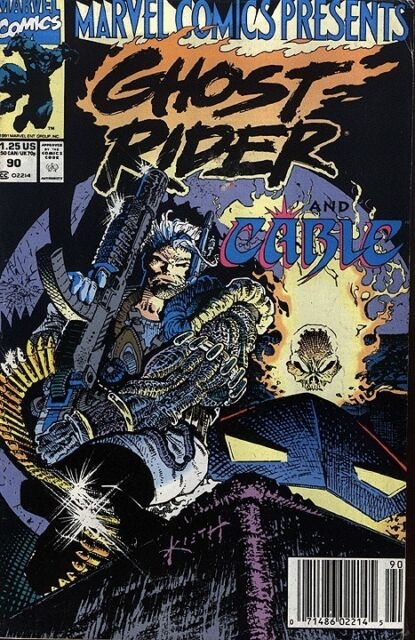 Marvel Comics Presents #90 (1991, Marvel)