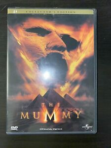 The-Mummy-1999-Fullscreen-Collector-039-039-s-Edition-Movie-DVD