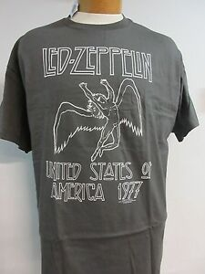 54ba14cfc1a NEW - LED ZEPPELIN BAND   CONCERT   MUSIC T-SHIRT EXTRA LARGE
