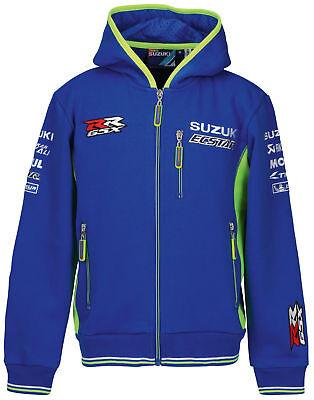 NEW Genuine Suzuki MOTO GP 2017 ECSTAR MOTUL KIDS T-Shirt TSHIRT CHILDRENS