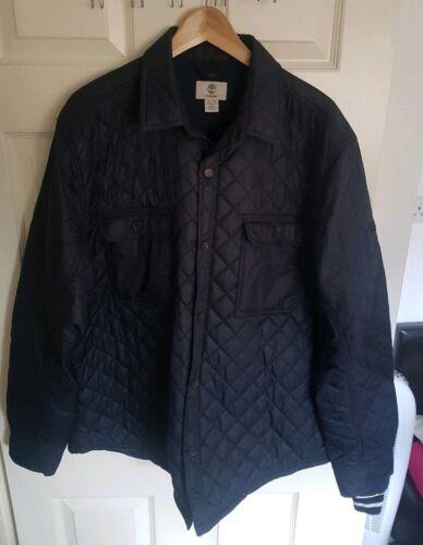 Timberland Homme Veste Matelassée Taille XL. Porté une fois