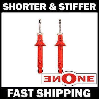 Mookeeh MK1 Stiff Shorter Shocks Struts For Lowered Vehicles GS12456 350Z