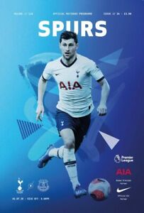 Tottenham-Hotspur-v-Everton-2019-20-Premiere-League-football-programme