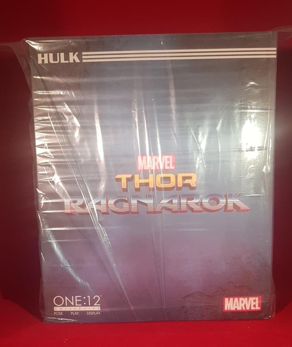 One 12 Marvel  Hulk - Thor Ragnarok Mezco Toys Action Figure  magasins d'usine