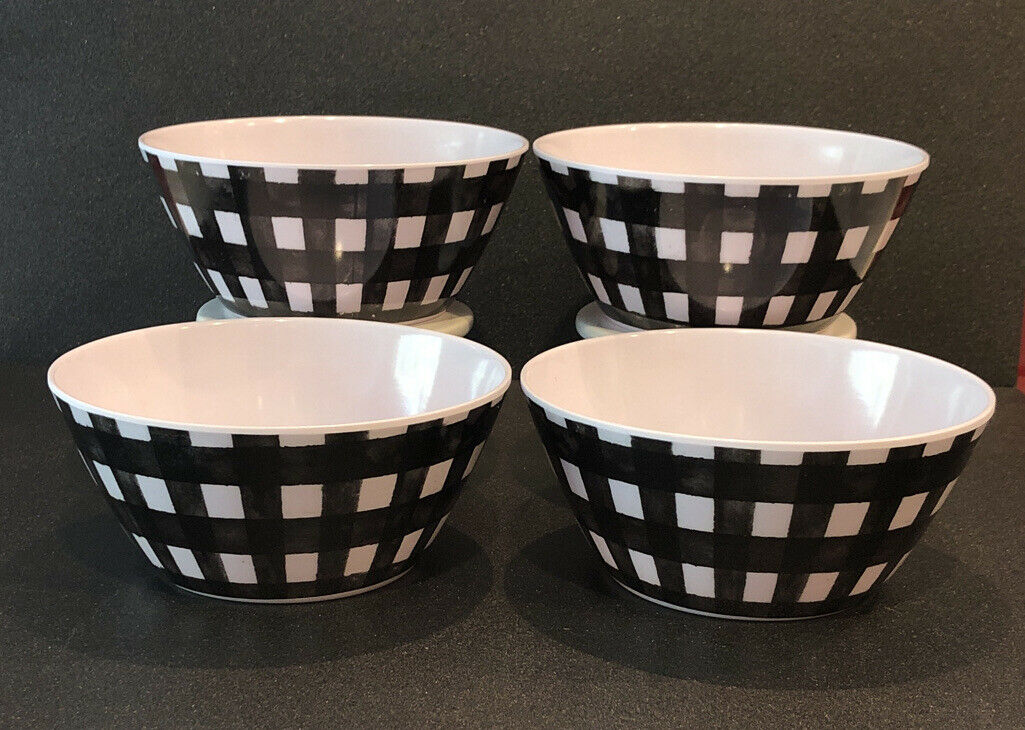 Elegance Silver Set Of 4 Stainless Steel Condiment Salad Bowls For Sale Online Ebay