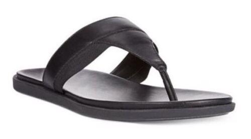 Bar III Men/'s Malibu Thong Sandal Black