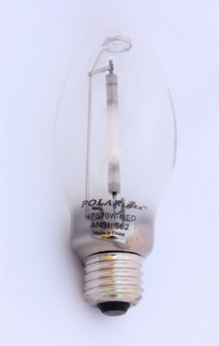 70W 120V High Pressure Sodium Light Bulb Lamp Medium Base