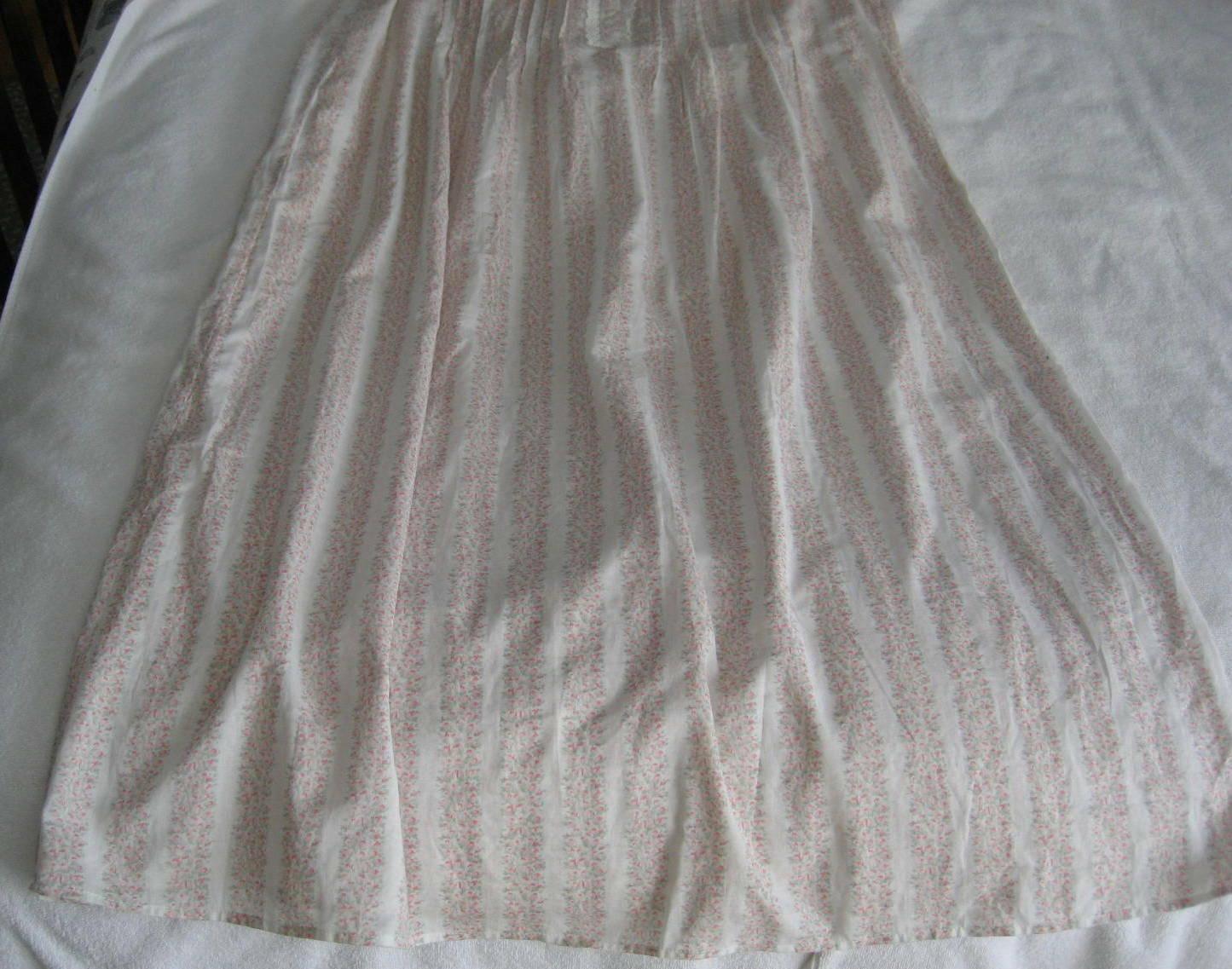 1990s Unworn Eileen West Queen Anne's Lace Nightg… - image 7