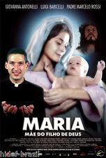 DVD Maria Mãe Mae do Filho de Deus [ Padre Marcelo Rossi ]