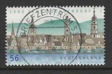 Germany 2002 Millenary of Deggendorf SG 3099 FU