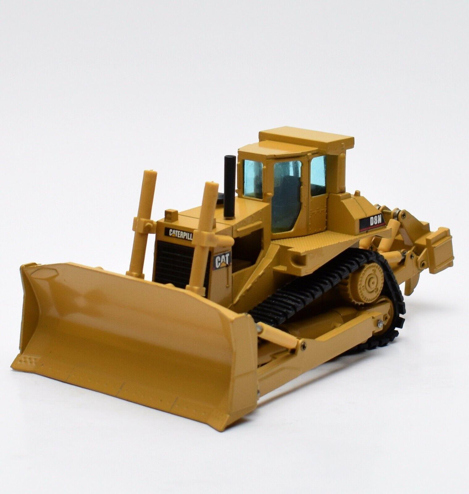 NZG nº 233 Cat d8n kettendozer oruga track tractor caterpillar, OVP, 1 50, x020