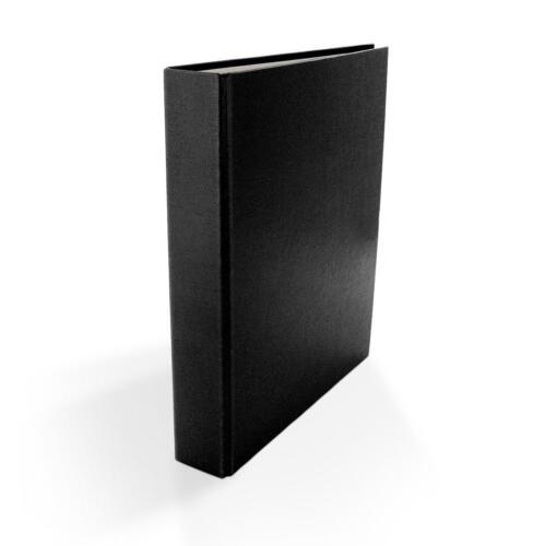 Ringbuch Farbe schwarz DIN A5 4-Ring Ordner