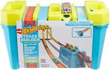 Hot Wheels Track Builder Gravity Box/&4lane Fair Start Gate Multicolor Kids Gifts for sale online