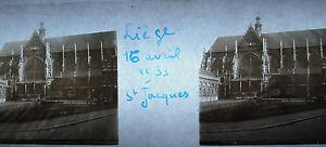 Hotographie Church Saint-Jacques-le-Mineur Cork Belgium 16 April 1933
