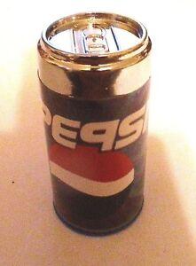 Pepsi Cola Pencil Sharpener--Pepsi Cola Can