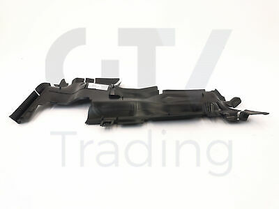 1 GENUINE OEM AUDI A4 S4 B9 2016-ON FRONT RIGHT RADIATOR AIR GUIDE 8W0121284AL